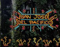San José del Pacifico Recolorido