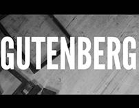 'Gutenberg' Stop Motion Film