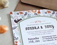 Sondra + Tony