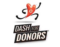 Dash for Donors Website Design & Development