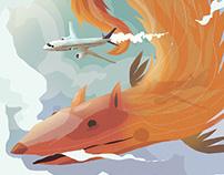 Slight Turbulence