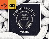 Vestel // Desibel