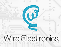 Wire Electronics Logo
