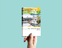 Traveling book cover