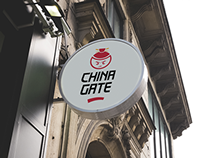 China Gate® Restaurant Branding