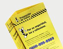 Prevención de daños - Campaña