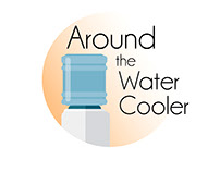 Around The Water Cooler- Podcast Logo