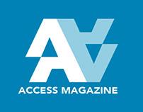 Access Magazine Redesign