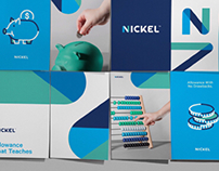 Nickel Labs Branding
