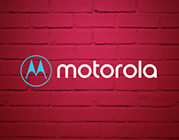 MOTOROLA // LOVERS GONNA LOVE