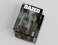 DAZED Magazine Winter 2018