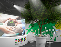 Expo 2015 | Gate to Expo