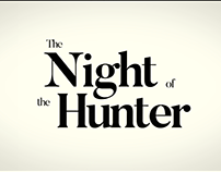 [Title Sequence] The Night of the Hunter