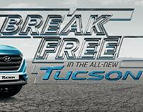 Hyundai: Tucson POS