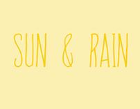 Sun & Rain