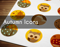 Autumn Icons Free
