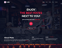 Mate - Website