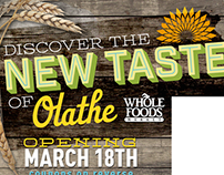 Whole Foods Market Olathe Application Project