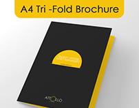 ATTOLLO | Brochure Design