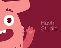 #hash Studio ID