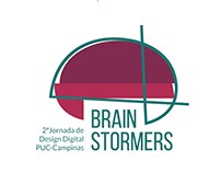 BrainStormers 2016 | Visual Identity