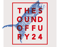ATATA Presents 'The Sound Of Fury #24' Flyer