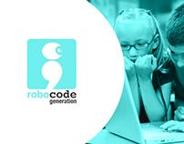 Logo Design - Robocode Generation