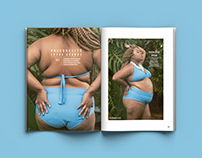 What body is worthy of a magazine cover?