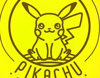 FLAT Pokémon - Coleção de estampas