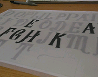 wip new font
