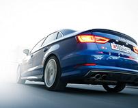 Audi S3 Rig Shot