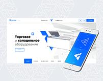 Vector - website / 2017