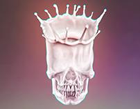 Design Skull King for Apparel