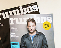 Rumbos Magazine - Redesign