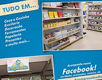 Folder - Bazar Preçolândia