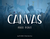 Canvas - Free Font