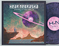 Hear Nebraska Vol. 3 Album Art
