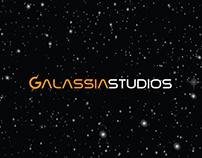 Galassia Studios | Identity Redesign, Web Design