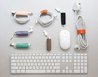 Be productive by organising your tech accessories