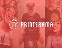 Printerama - Ecommerce Redesign and Development