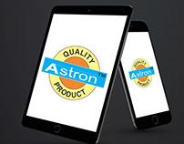 Astron Logo Desing