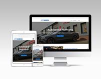 Webdesign Autobedrijf Hermans