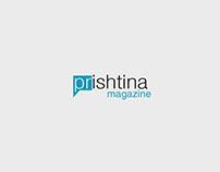 Logo Animation / Prishtina Magazine