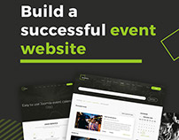 Build a successful event website