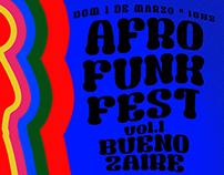 AFROFUNK FEST VOL.1