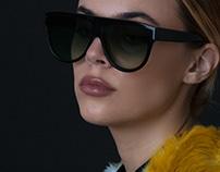 Bonnie Clyde® Eyewear | Continuum | Beauty Retouch