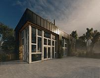Sketchup/Lumion Exterior CGI