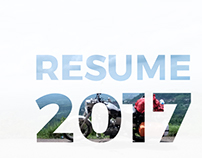Resume | Winter 2017-18