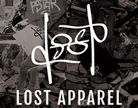 Brand Identity | 2016 Lost Apparel