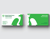 AZS business card